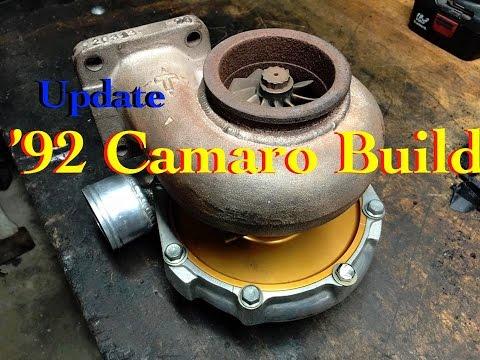 Turbo LSx '92 Camaro Build Update 10 Jan 2016