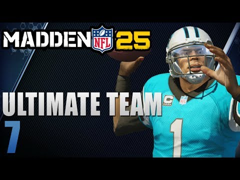 Madden 25 Ultimate Team Next-Gen PS4 : Extreme MUT Makeover! Ep.7