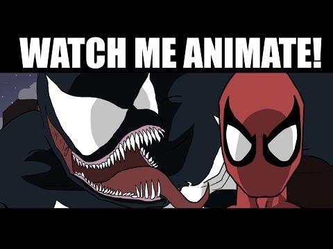 Animation Funtime 2: Spider-man Birth of Venom pt.3
