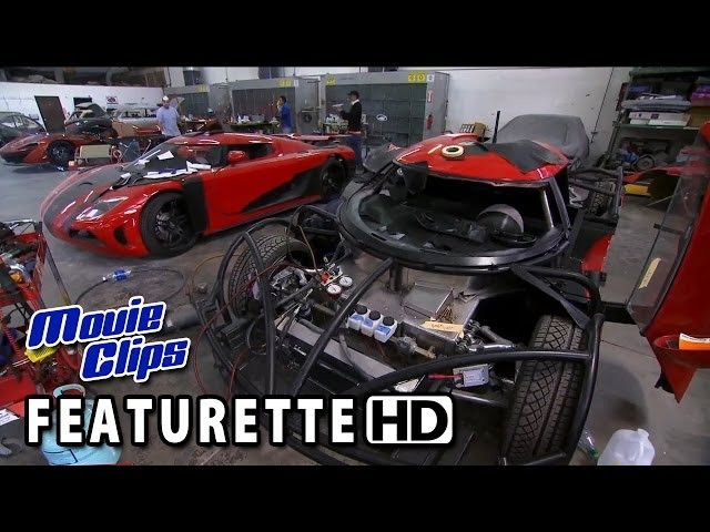 "Need For Speed Featurette - ""SuperCar Showcase"" (2014) HD"