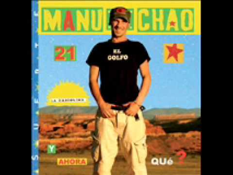 Manu Chao - La Radiolina - Full Album