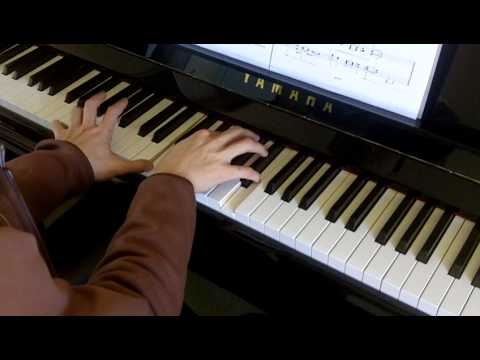 ABRSM Piano 2013-2014 Grade 5 C:1 C1 Darius Brubeck For Lydia Performance