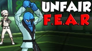 FEAR Sawk is THE MOST UNFAIR POKEMON IN THE GAME!