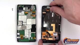 Motorola Droid Razr HD Battery Replacement Guide