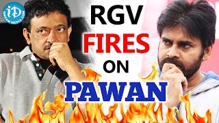 RGV's sensational tweets on Pawan Kalyan
