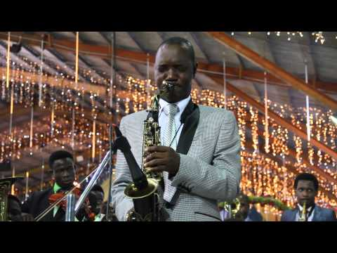 WORSHIP SECTION BY PASTOR KUNLE AJAYI (RCCG 61st CONVENTION)