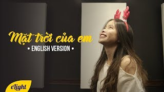 Học tiếng Anh qua bài hát Mặt Trời Của Em | Phương Ly | Cover | Engsub + Lyrics