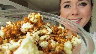 Popcorns - palomitas caseras