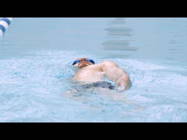 How to Do the Back Crawl / Backstroke | Swimming Lessons