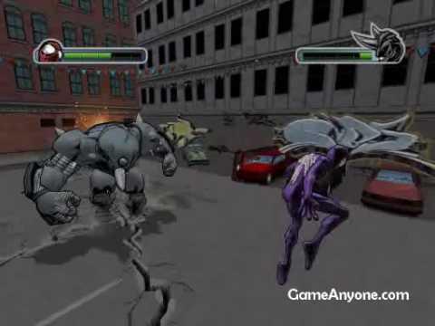 Ultimate Spiderman Black Suit walktrough - Spidey vs ...