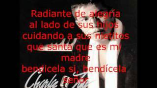 All Ments On Versos A Mi Madre Charlie Zaa Con Letra Youtube
