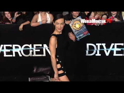 Maggie q Maggie q Sizzling Hot Arriving
