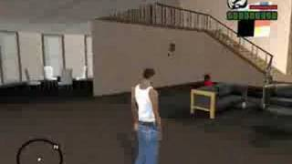 Casa Secreta En GTA San Andreas