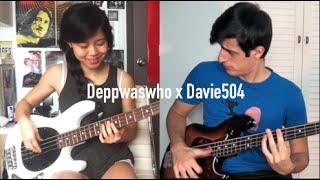 Deppwaswho x Davie504 (Sire Contest)
