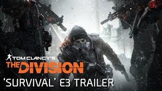 Tom Clancy's The Division - Survival DLC E3 2016 Trailer