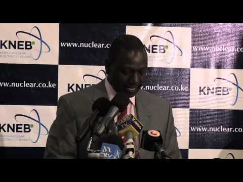 Kenya Pursuing Nuclear Power Despite the Risks