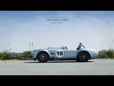 Falken Tire: 1966 Shelby Cobra