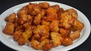 Pollo en miel