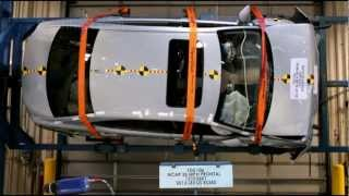 Lexus ES 350 | 2013 | Documentation for Frontal Crash | NHTSA | CrashNet1 videos