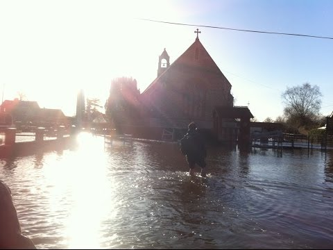 Flooding Somerset !!!