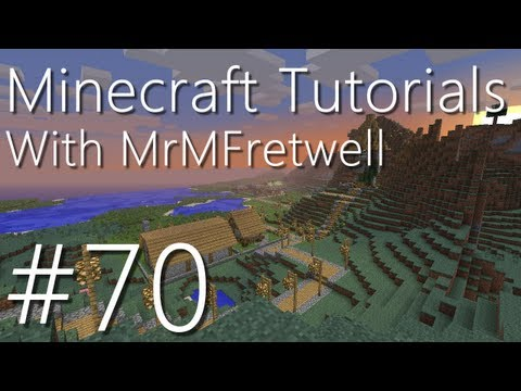 Minecraft Tutorials: E70 - More on Cooking and Saturation (Tutorials Season II) (M427)