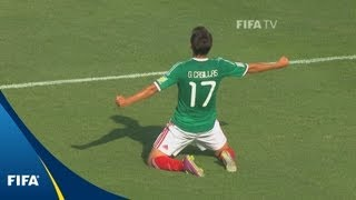 Goal-fest ends with Mexican glory