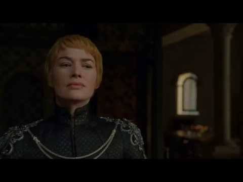 Cersei lets it go