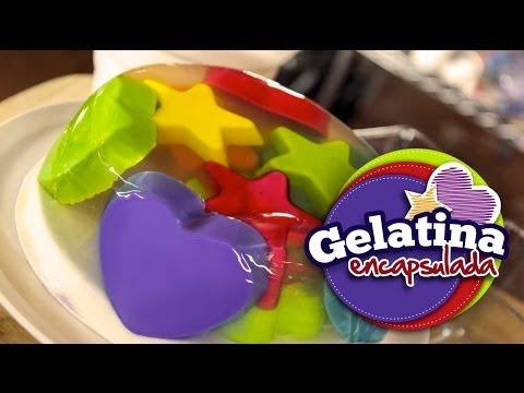Gelatina Encapsulada (Receta y elaboración)