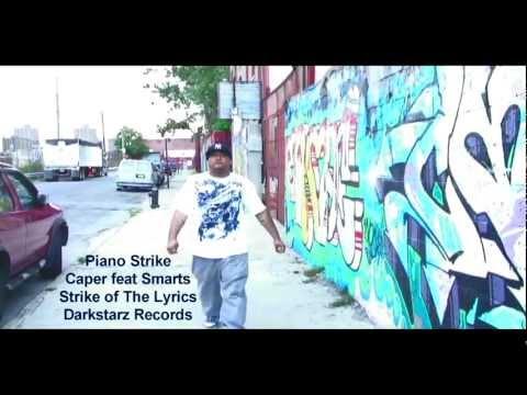 Piano Strike - Caper Feat Smarts - Darkstarz Records