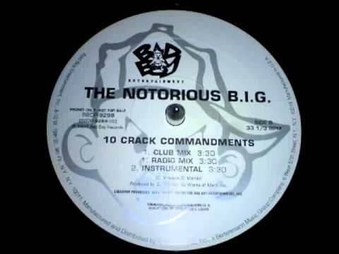 Currency 10 crack commandments notorious