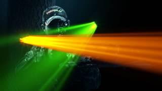 TRITON tri color dot sight