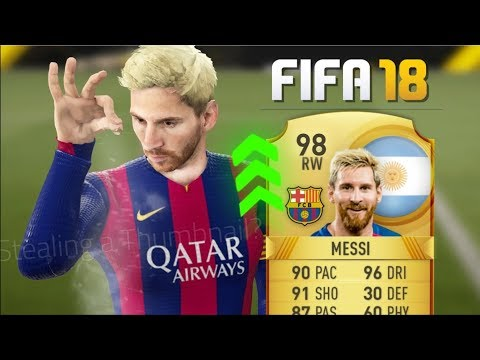 FIFA 18 | MESSI BEST GOALS | #1