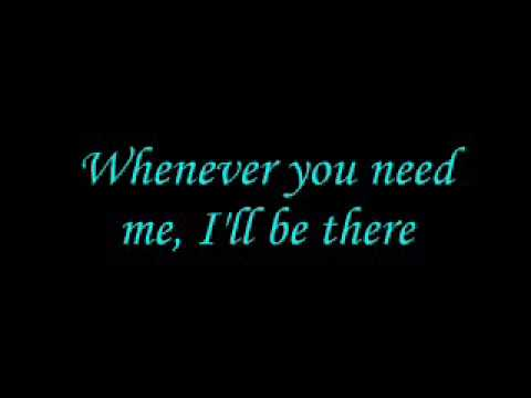 Jackson 5- I'll Be There lyrics