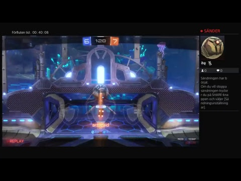 Rocket league epic saves and some skills !@?