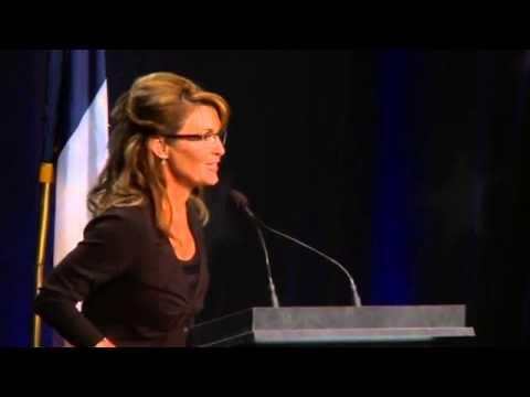 Sarah Palin Blasts Obama's Healthcare Law   Video Library   Battle Creek Enquirer