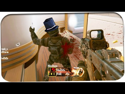 Call of Duty Black Ops 2 Gameplay | Let's Play - BONUS-GAME mit Zombey 3/3 - auf gamiano.de