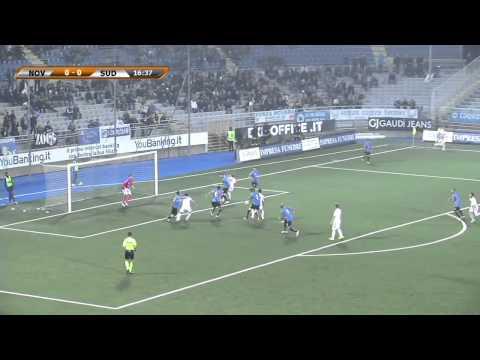 Copertina video Novara - Fc Sudtirol 1-0