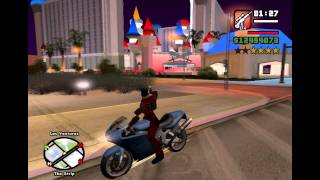 GTA San Andreas Drive By Mod