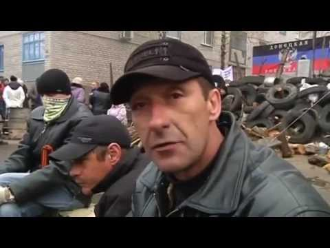 Ukraine launches military crackdown on anti-government protesters in Donetsk region