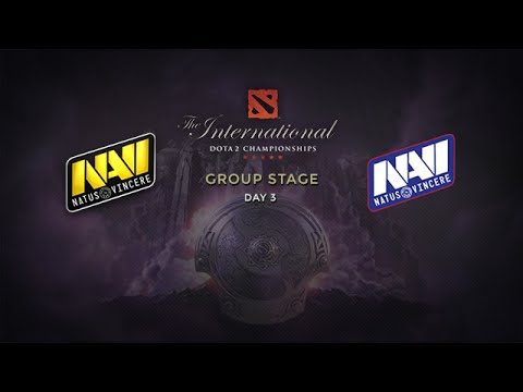 Na`Vi.us -vs- Na`Vi, The International 4, Group Stage, Day 3