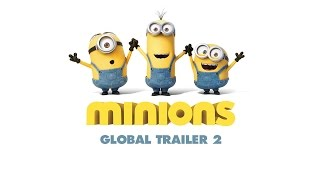 Minions Official Trailer 2 (Universal Pictures) HD
