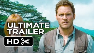 Jurassic World Ultimate Franchise Trailer (2015) HD