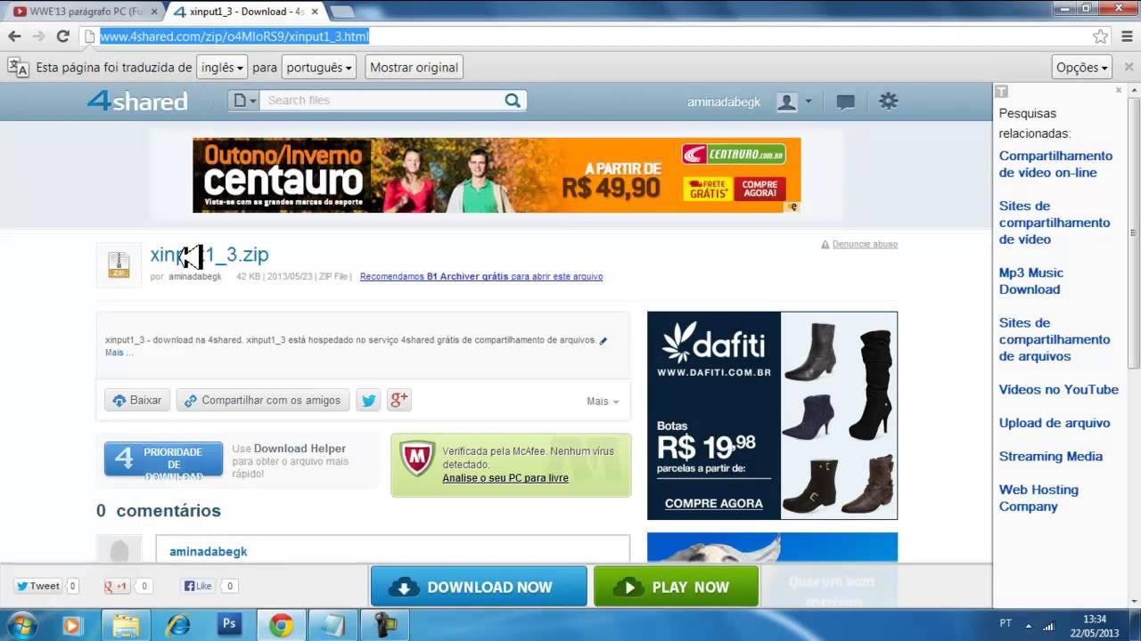 descargar xinput1 3.dll gratis