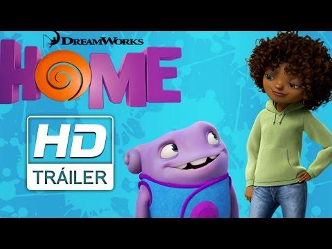 HOME: No Hay Lugar Como El Hogar | Trailer en Español (HD) | YA EN CINES