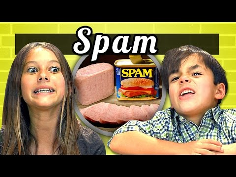 KIDS vs. FOOD - SPAM