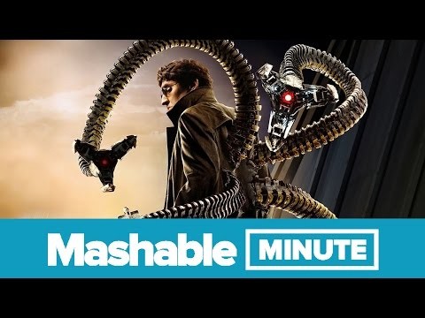 Doc Ock Arms IRL | Mashable Minute | With Elliott Morgan
