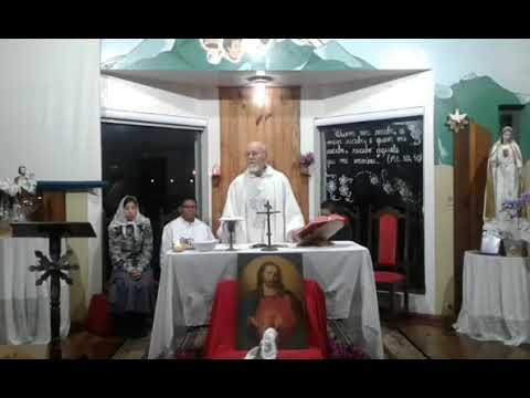 Santa Missa | 20.06.2020 | Sábado | Padre José Sometti | ANSPAZ