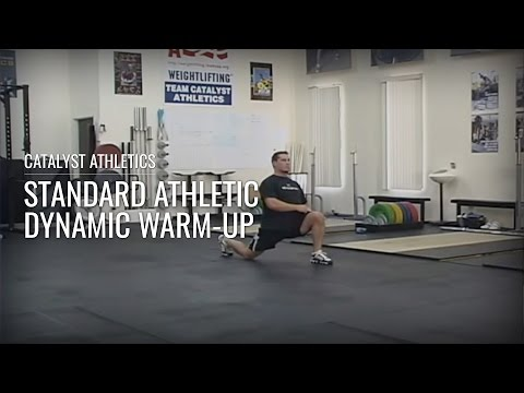 Catalyst Athletics Standard Warm-up