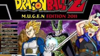 Dragon Ball Z M.U.G.E.N Edition 2011 (Hi-Res) With