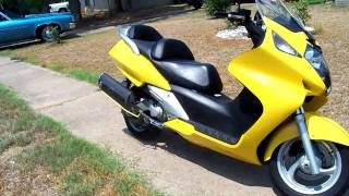 2003 Honda Silverwing (for Sale As Of 8/26/2011)